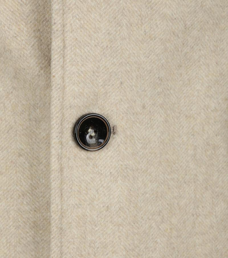 Suitable Jacke K150 Herringbone Beige Foto 2