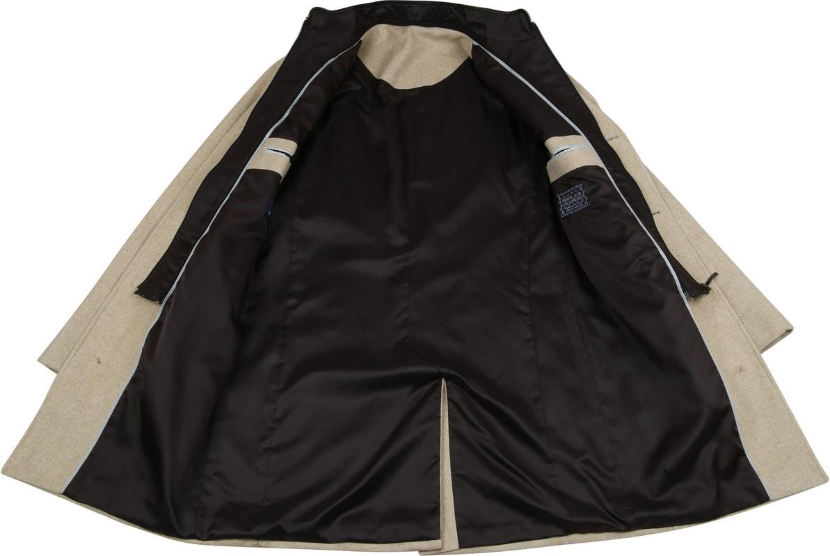 Suitable Jacke K150 Herringbone Beige Foto 4