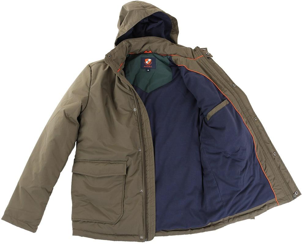 Suitable Jacket Agera Olive photo 3