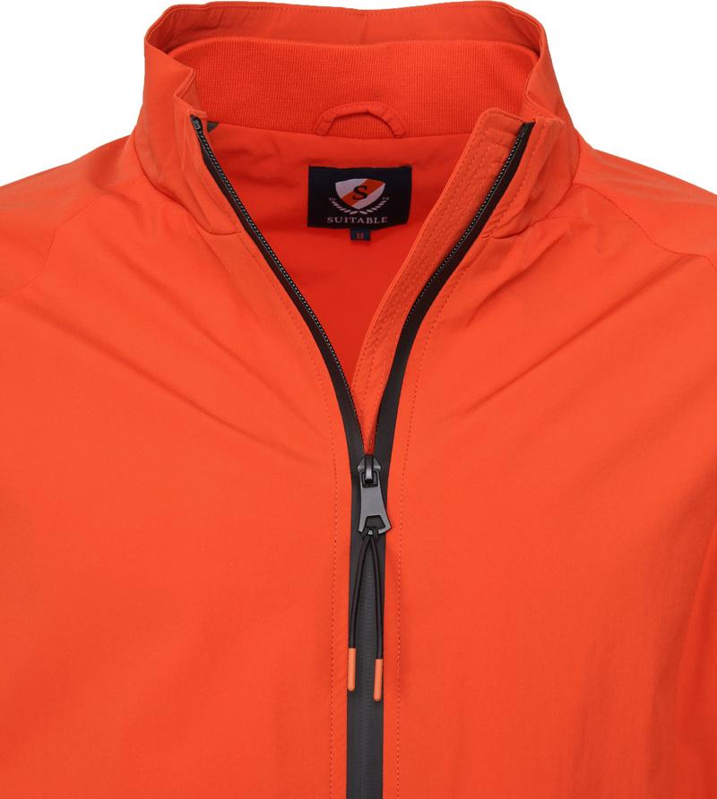 Suitable Jacket Rich Orange photo 1