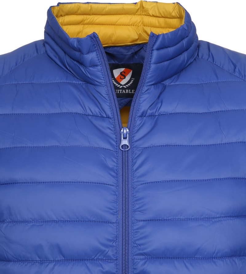 Suitable Jaff Jacket Cobalt photo 1