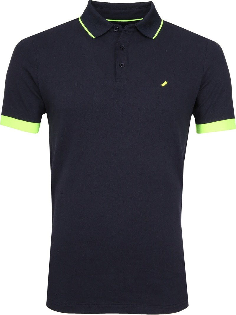 Suitable Kevin Polo Navy foto 0