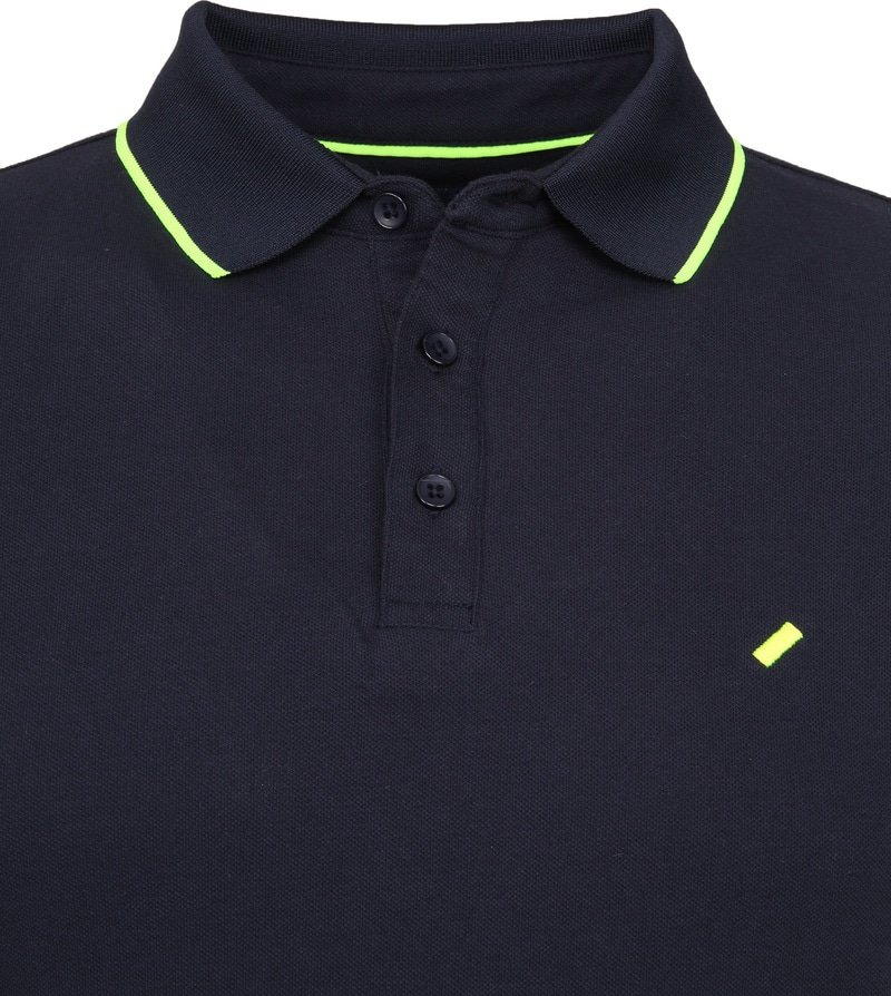 Suitable Kevin Polo Navy foto 1