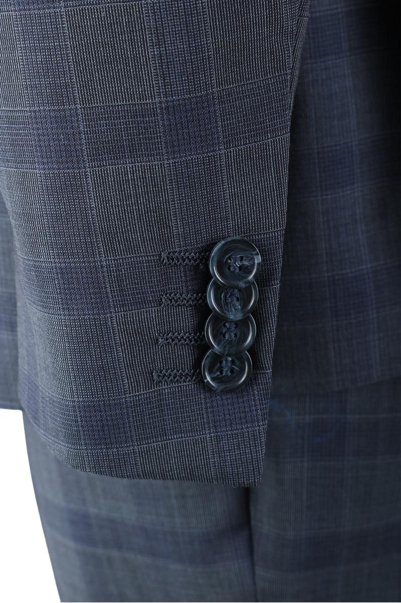 Detail Suitable Kostuum Branson Ruit