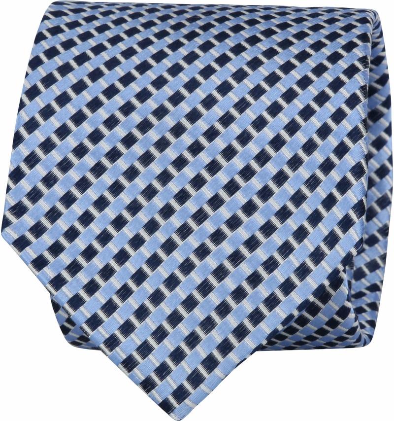 Suitable Krawatte Blau K01-11 Foto 0
