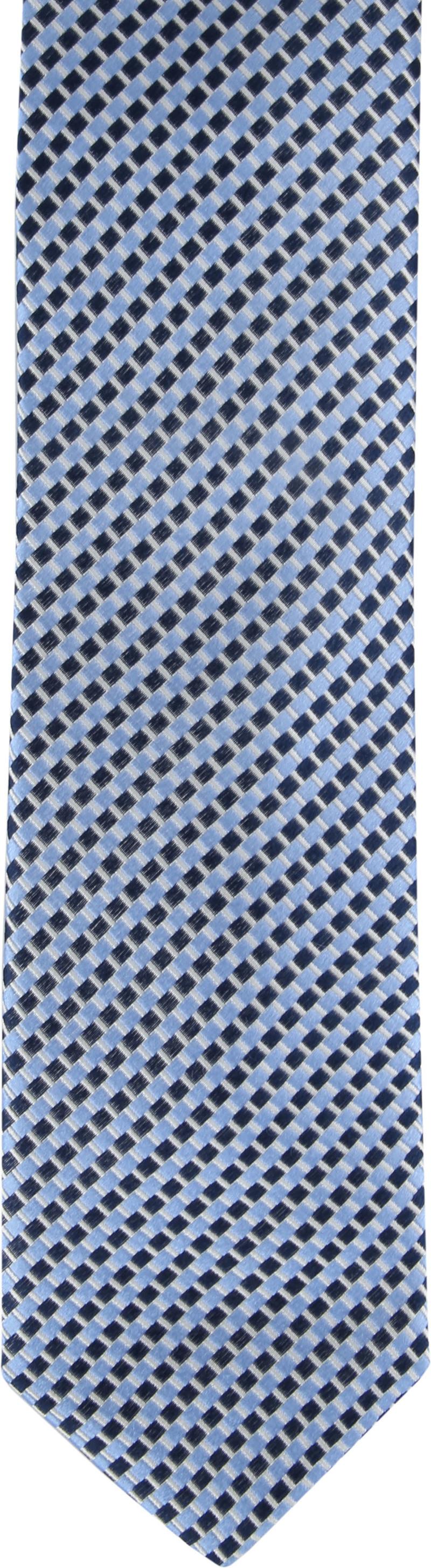 Suitable Krawatte Blau K01-11 Foto 1
