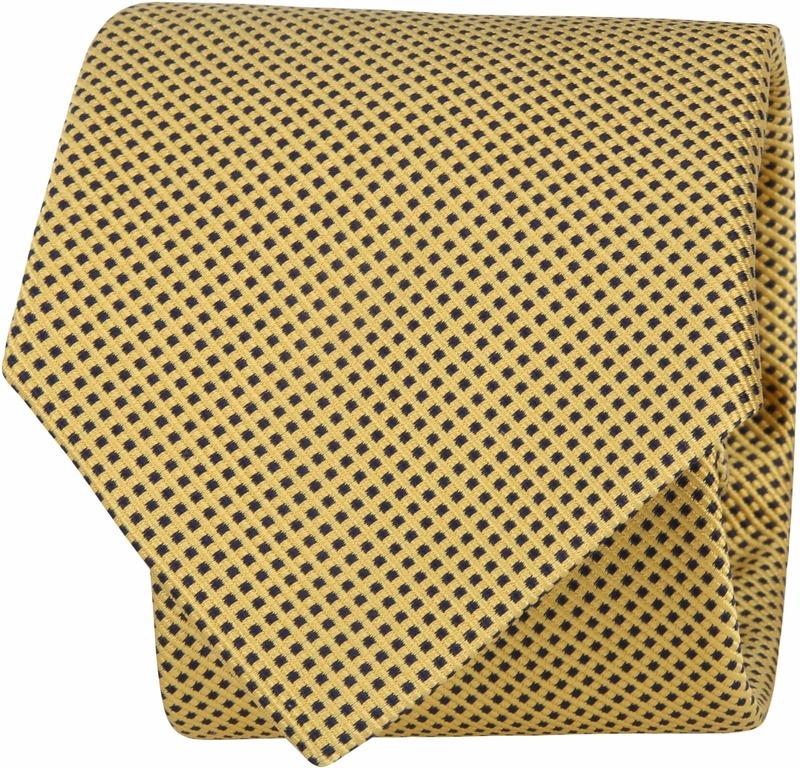 Suitable Krawatte Gelb F01-05 Foto 0