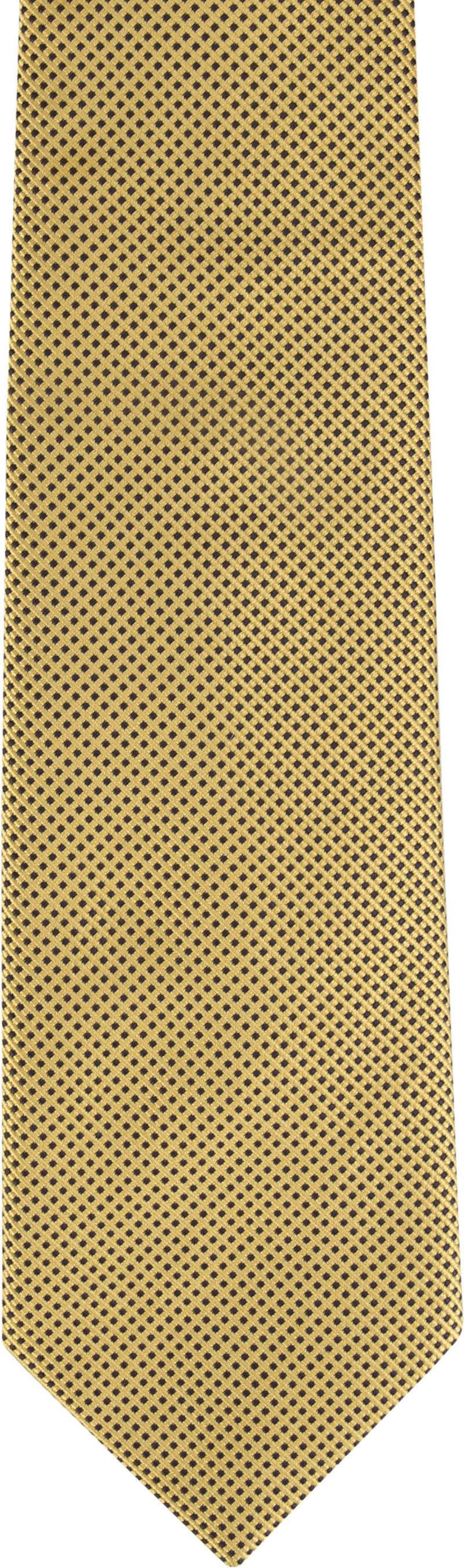 Suitable Krawatte Gelb F01-05 Foto 1