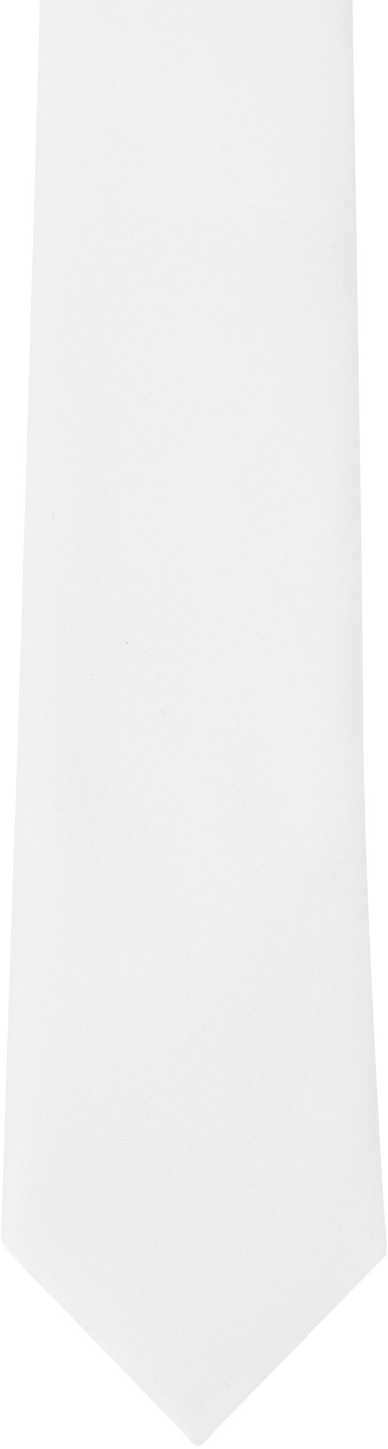 Suitable Krawatte Weiß 900 Foto 1