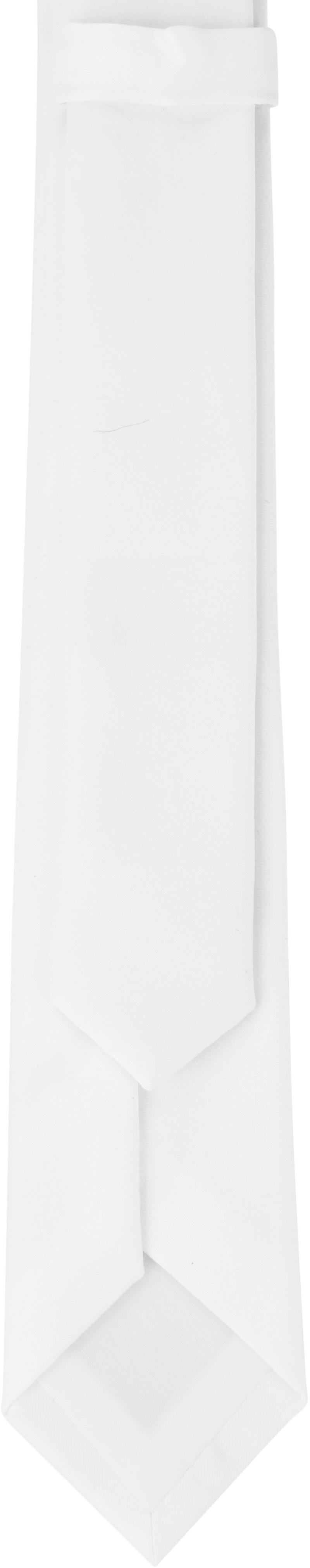 Suitable Krawatte Weiß 900 Foto 2