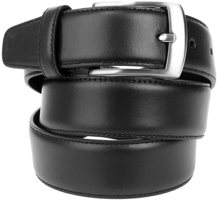 Suitable Ledergürtel Schwarz 304  online kaufen   Suitable
