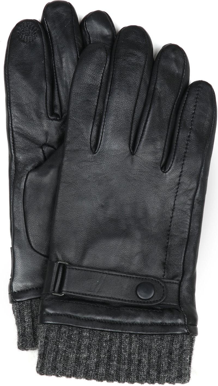 Suitable Lederhandschuhe Touchscreen Foto 0