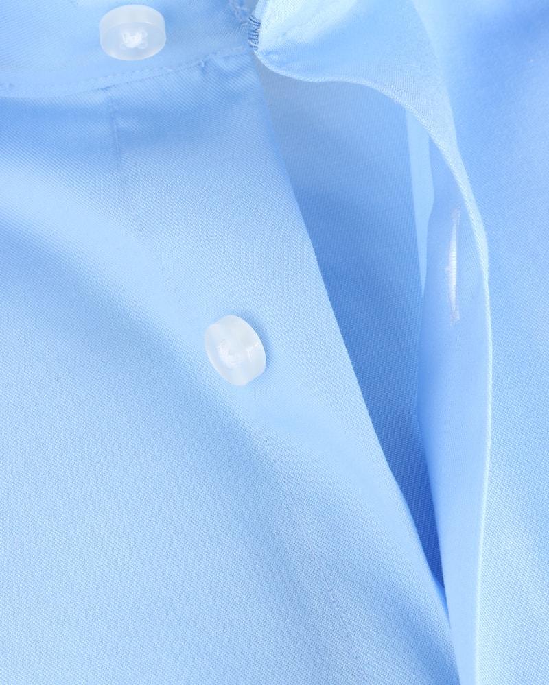 Suitable Lichtblauw Overhemd Slim Fit DR-03 foto 1