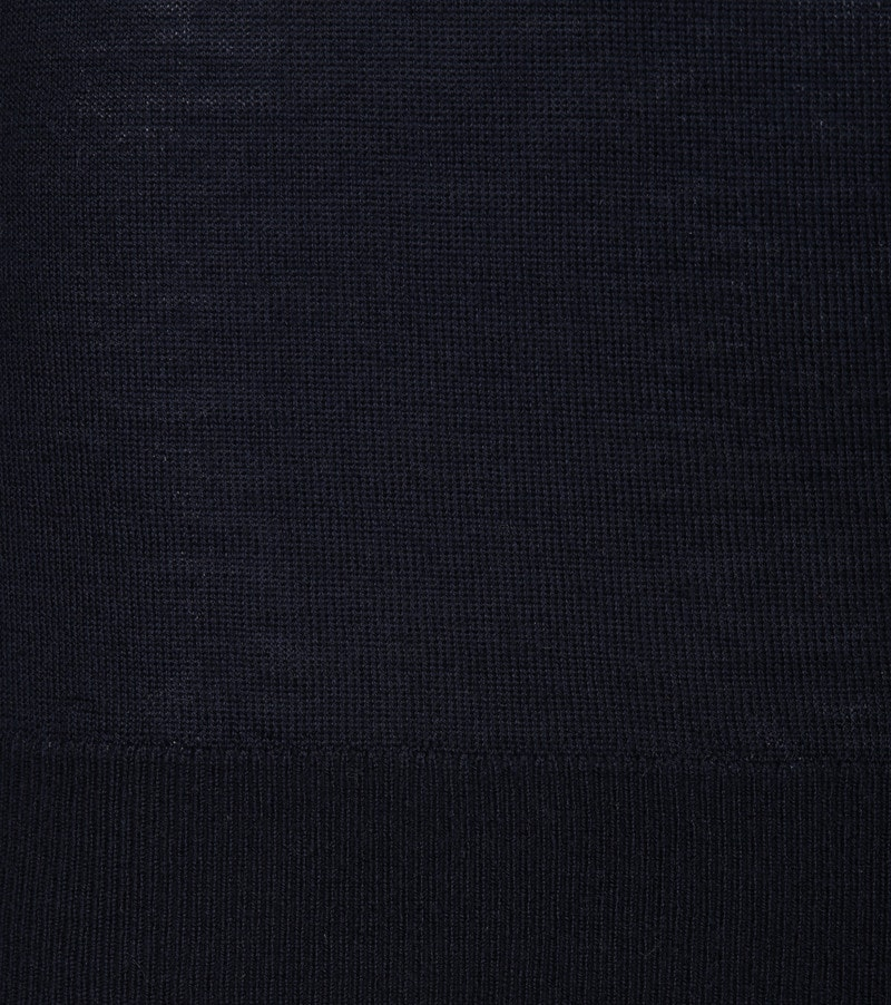 Suitable Merino Pullover Navy photo 2
