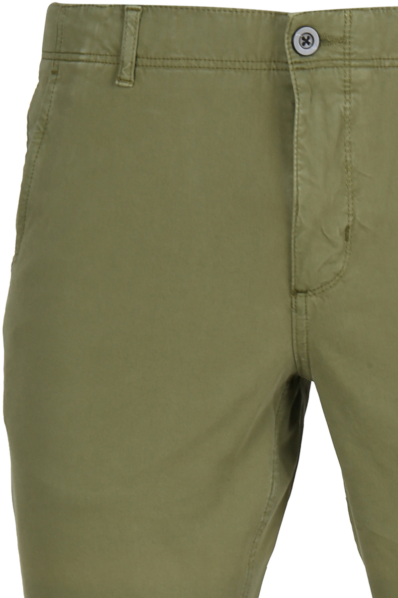 Suitable Milton Skinny-Fit Chino Groen foto 2