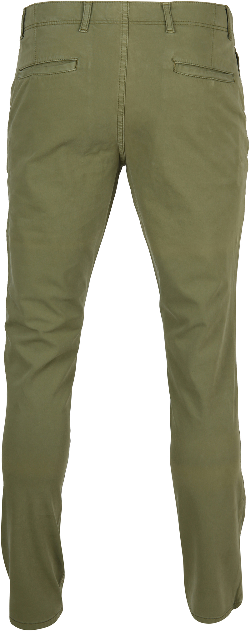 Suitable Milton Skinny-Fit Chino Groen foto 4