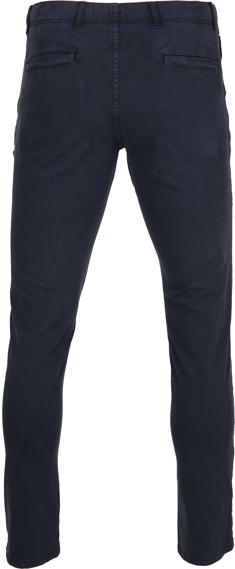 Suitable Milton Skinny-Fit Chino Navy foto 4