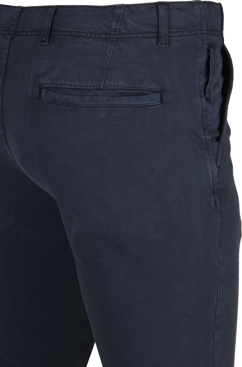 Suitable Milton Skinny-Fit Chino Navy foto 1