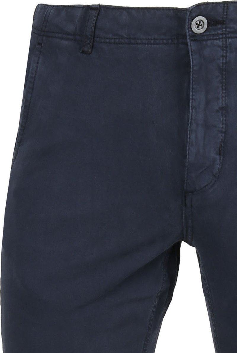 Suitable Milton Skinny-Fit Chino Navy foto 2