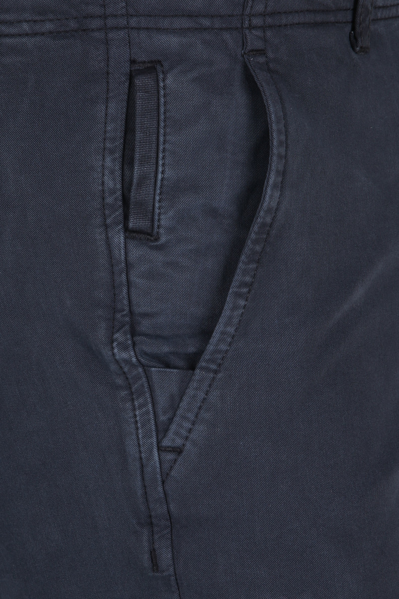 Suitable Milton Skinny-Fit Chino Navy foto 3