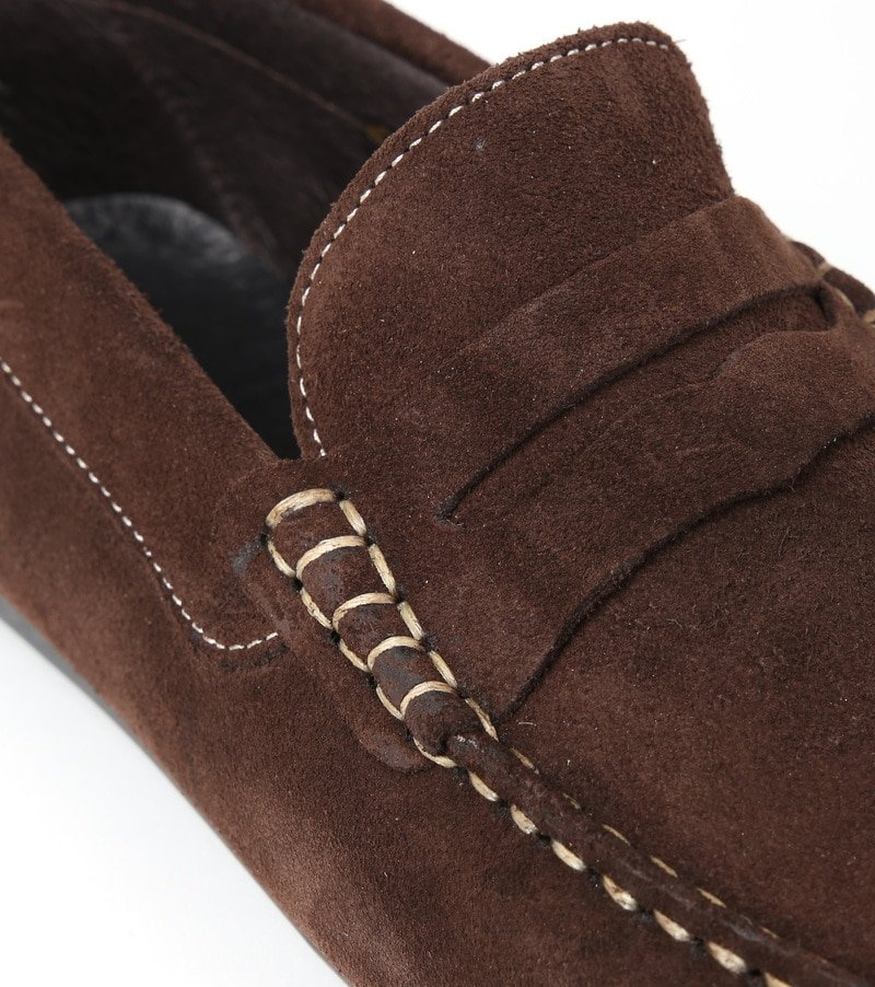 Suitable Moccassin Braun Foto 1