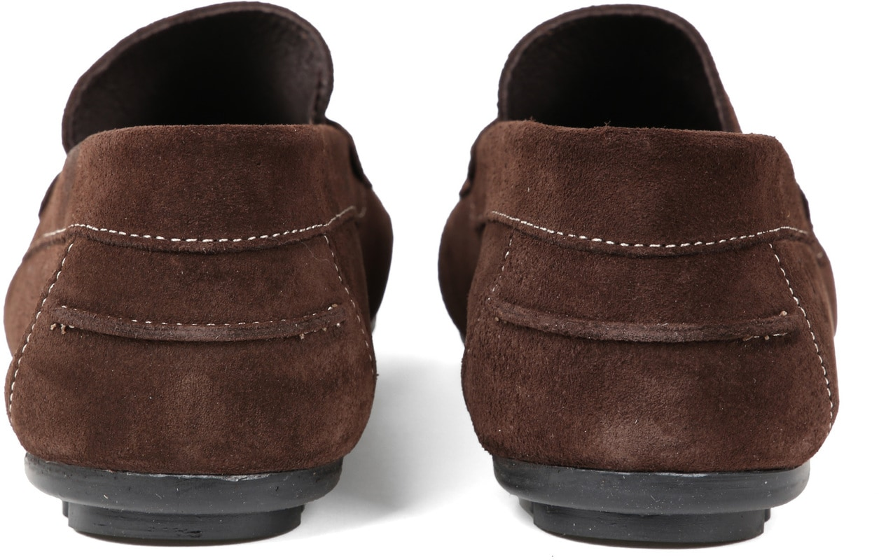 Suitable Moccassin Braun Foto 4