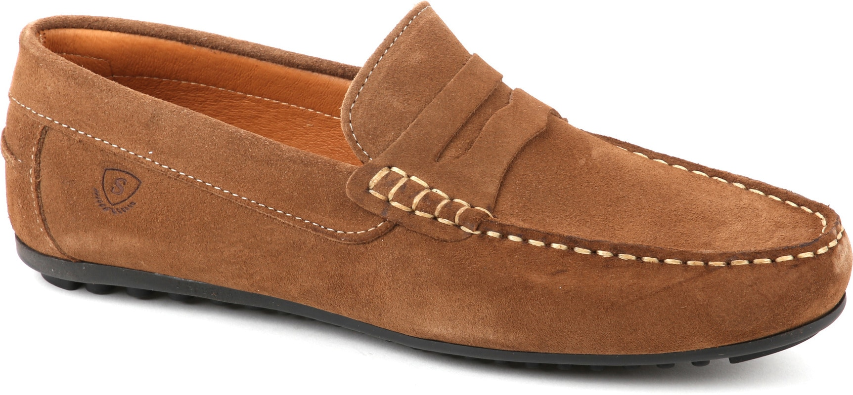 Suitable Moccassin Cognac foto 0
