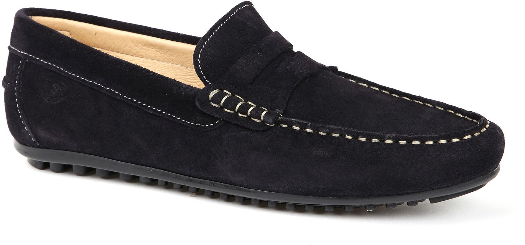 Suitable Moccassin Navy foto 0