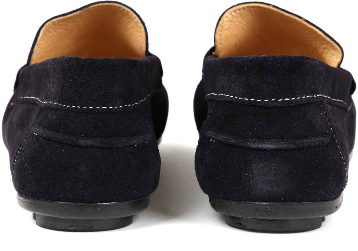 Suitable Moccassin Navy foto 4