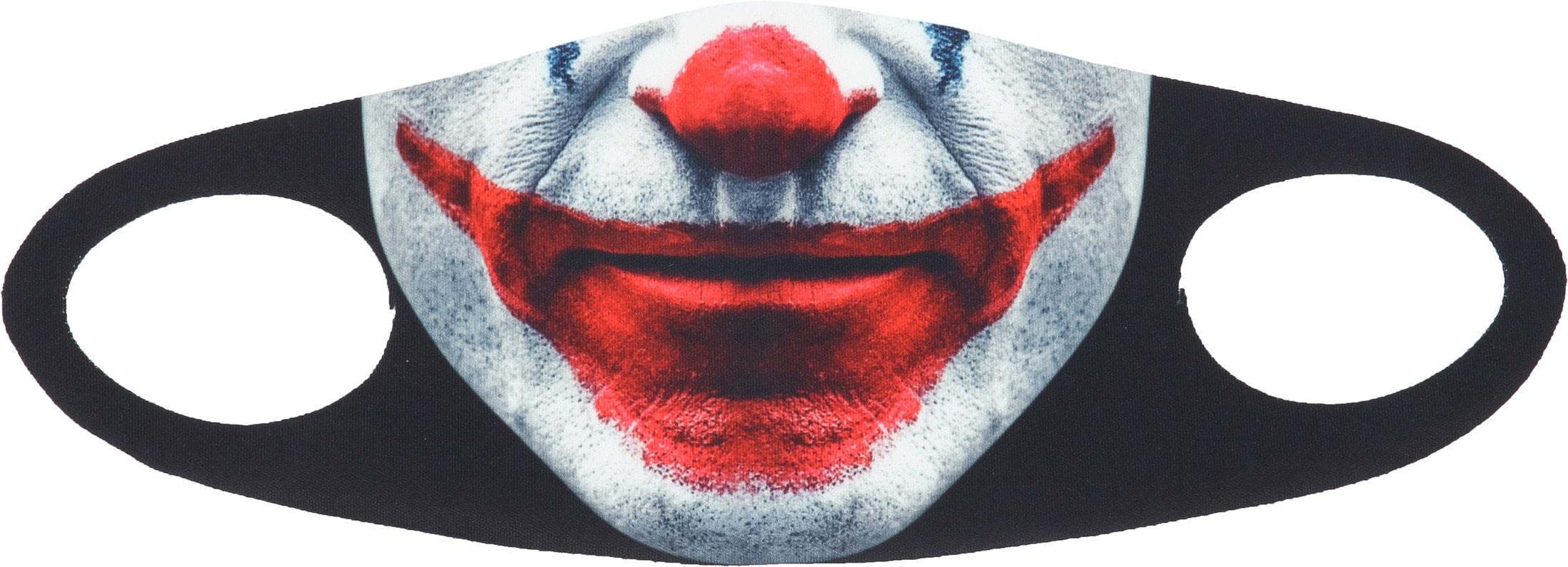 Suitable Mondkapje Print Joker foto 0