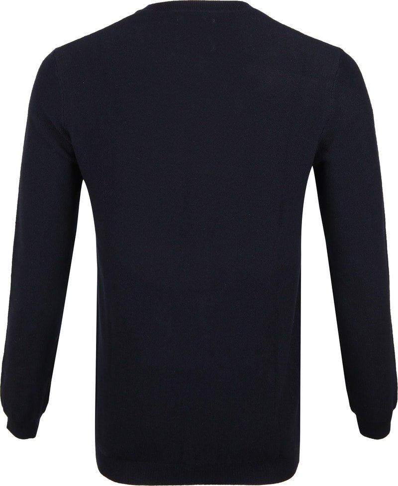 Suitable Neil Pullover Navy foto 3