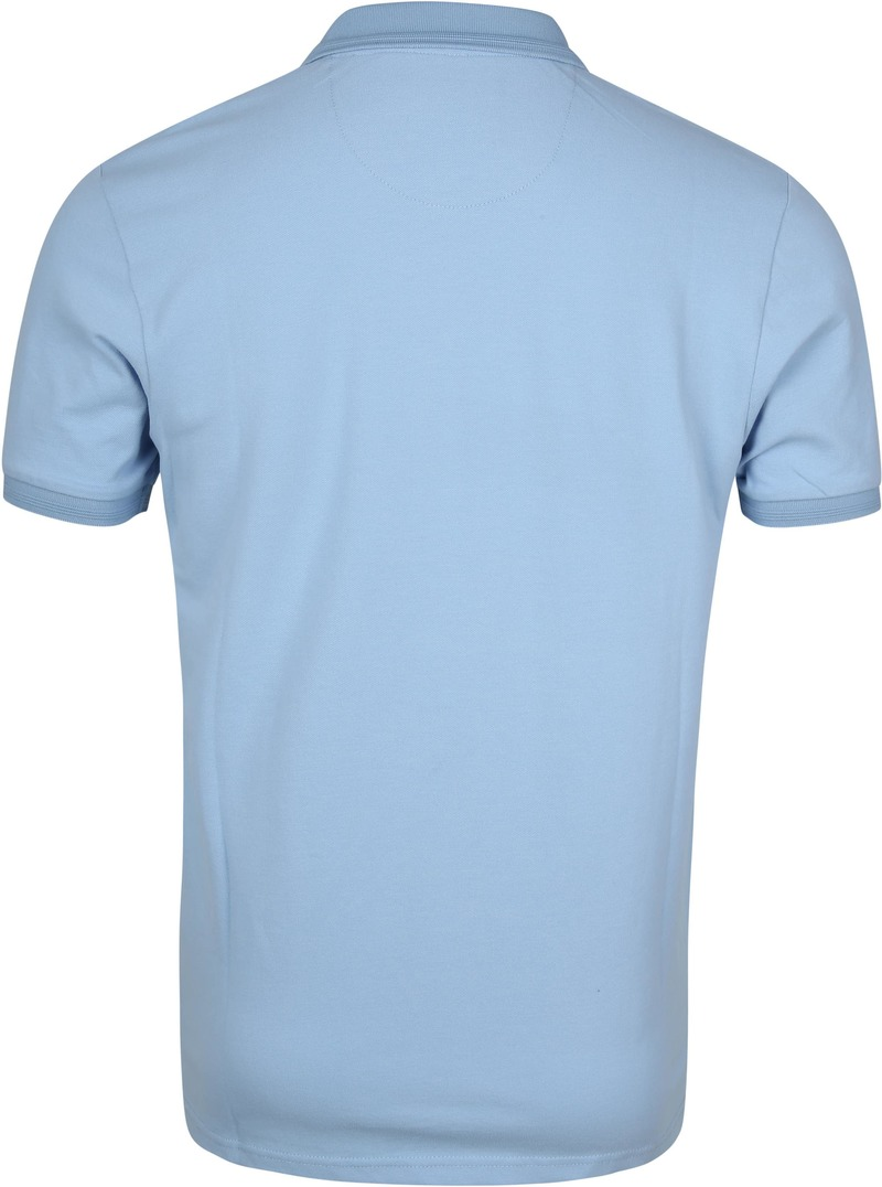 Suitable Osc Polo Blauw foto 3