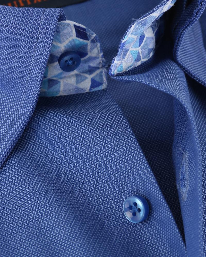 Detail Suitable Overhemd Blue 149-4