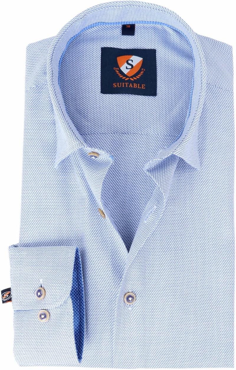 Suitable Overhemd Blue Steps  online bestellen | Suitable
