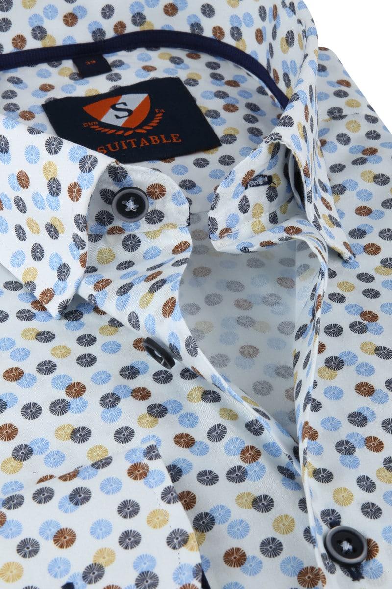 Suitable Overhemd Dandelion Multicolour foto 1