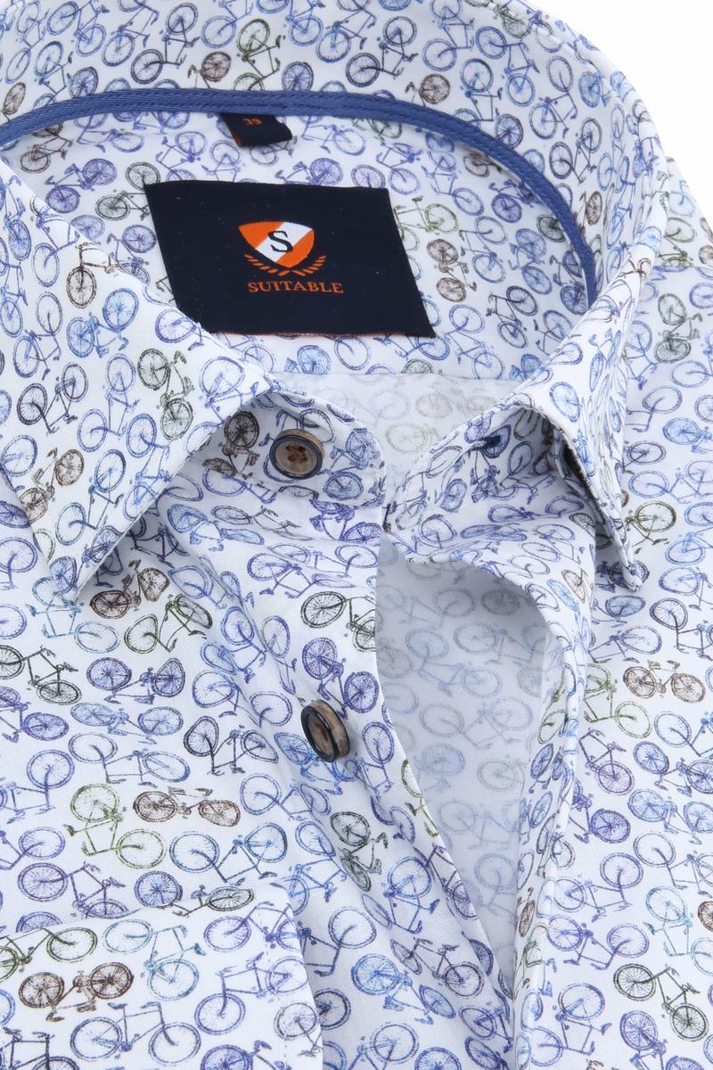 Suitable Overhemd Fietsen foto 1