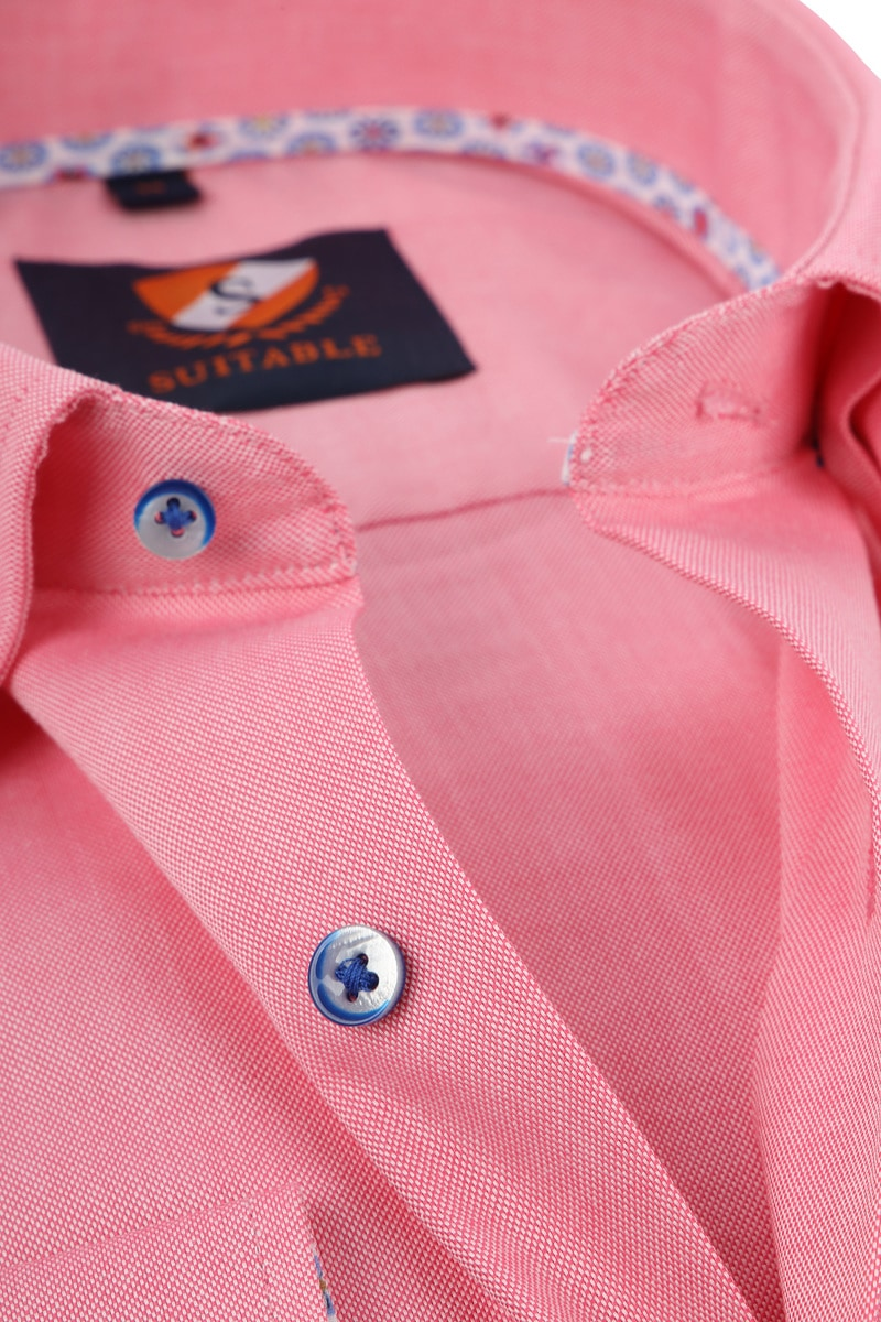 Suitable Overhemd Fuchsia HBD foto 1
