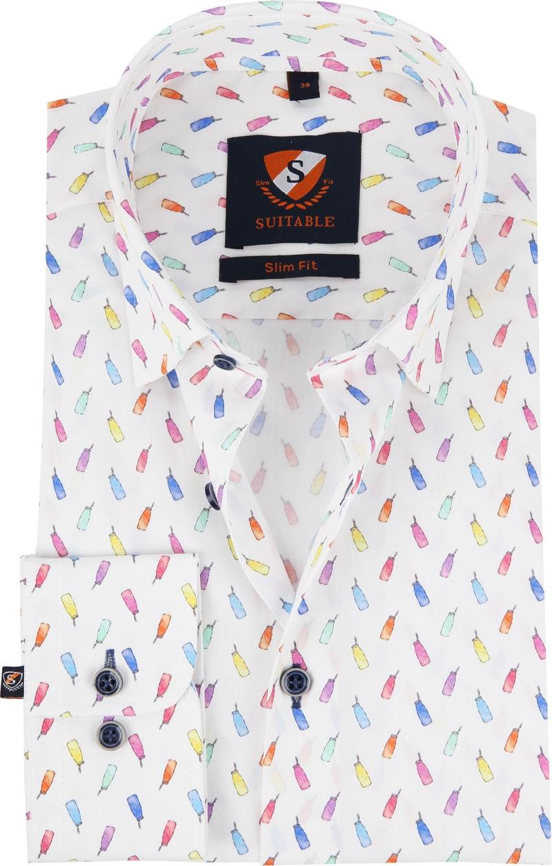 Suitable Overhemd HBD Flessen foto 0