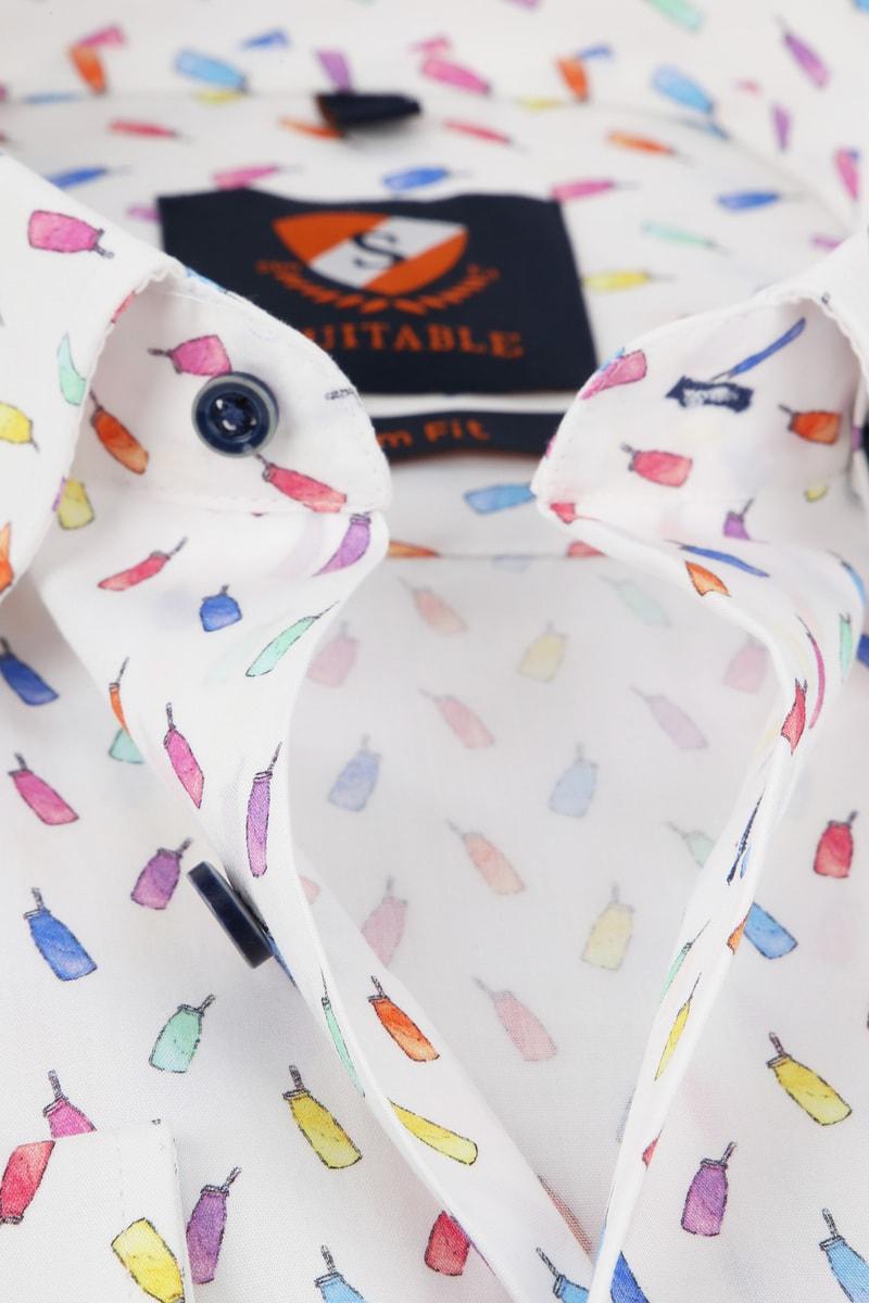 Suitable Overhemd HBD Flessen foto 1