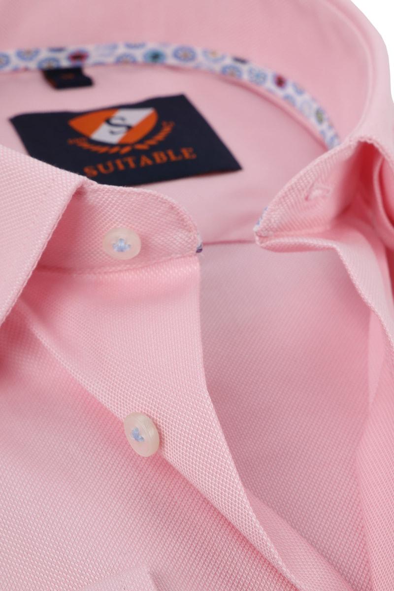 Suitable Overhemd HBD Roze foto 1