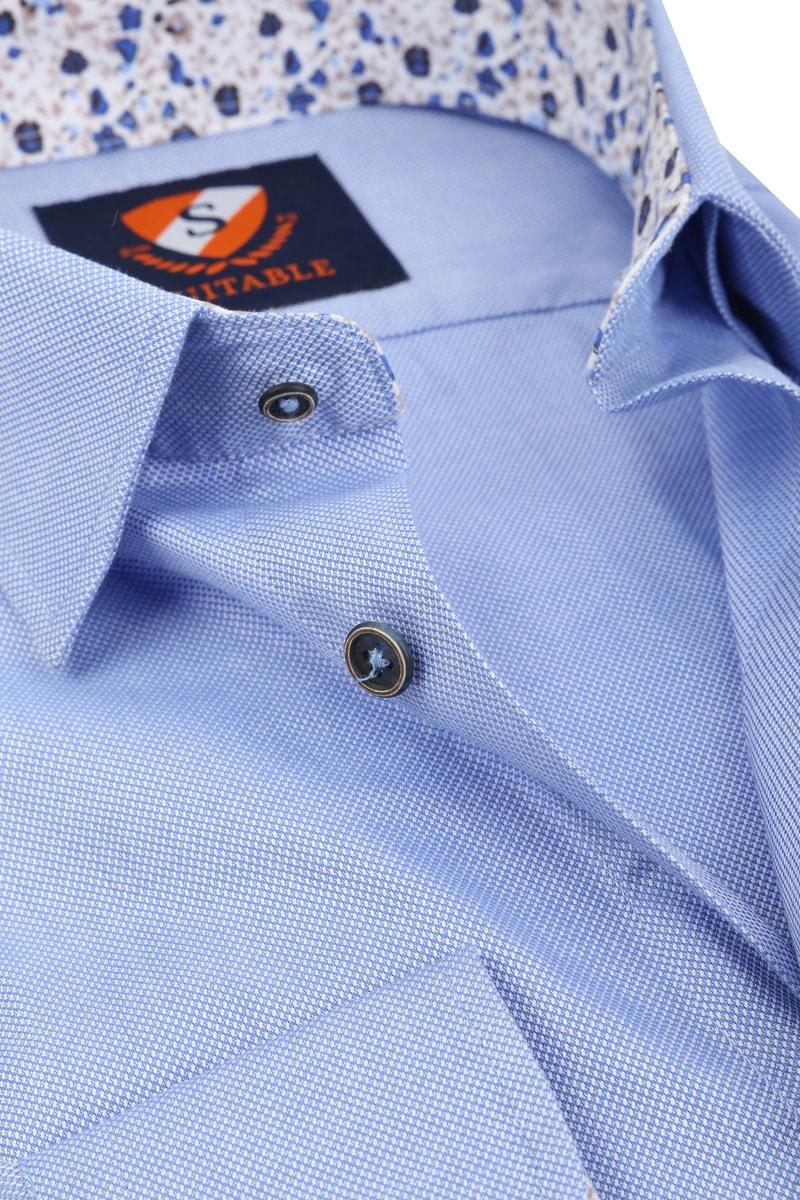 Suitable Overhemd HBD Wesley Blauw foto 1