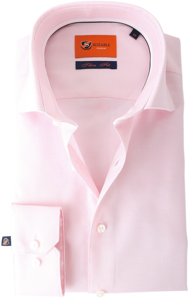 Suitable Overhemd Panama Pink  online bestellen | Suitable