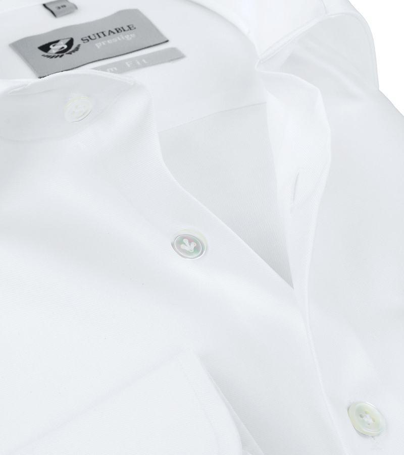 Suitable Overhemd Prestige Albini Wit