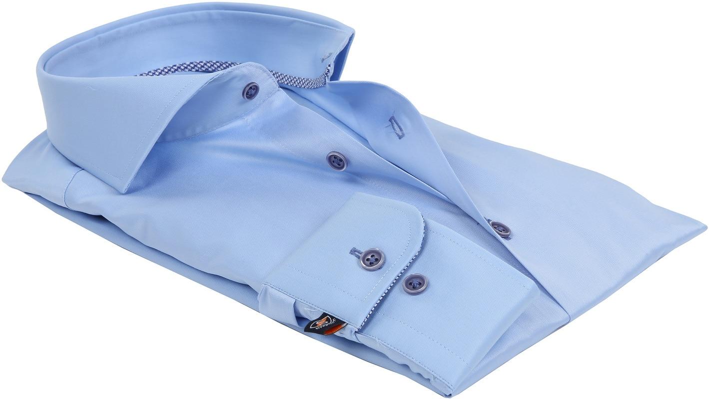 Suitable Overhemd SL7 Blauw 180-2 foto 3