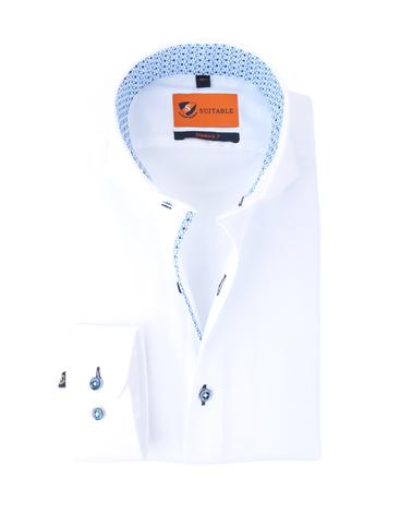 Suitable Overhemd SL7 Wit 140-1  online bestellen | Suitable