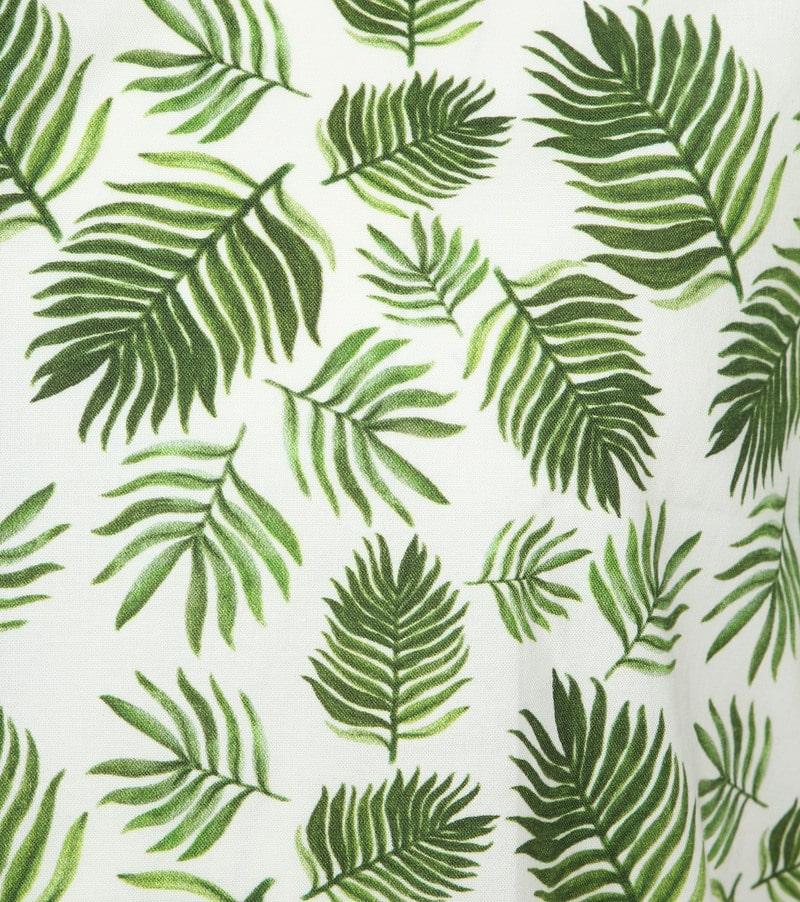 Suitable Overhemd SS Varen Groen foto 2