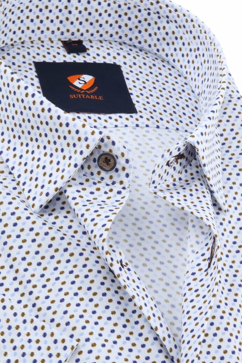 Suitable Overhemd Stippen foto 1