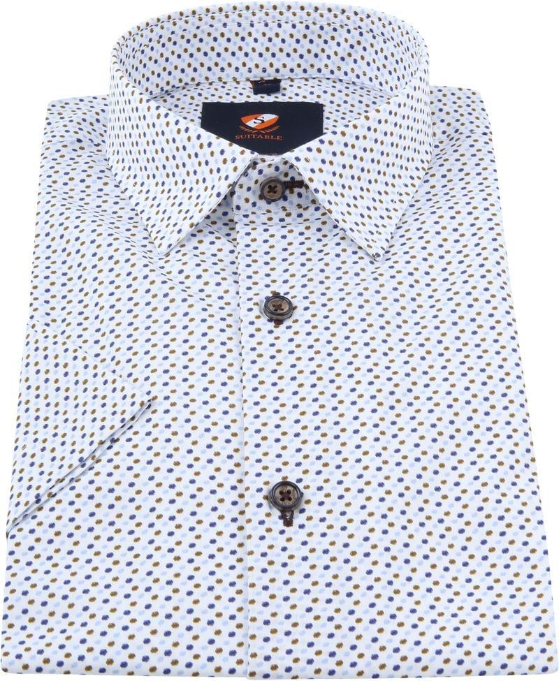 Suitable Overhemd Stippen foto 2