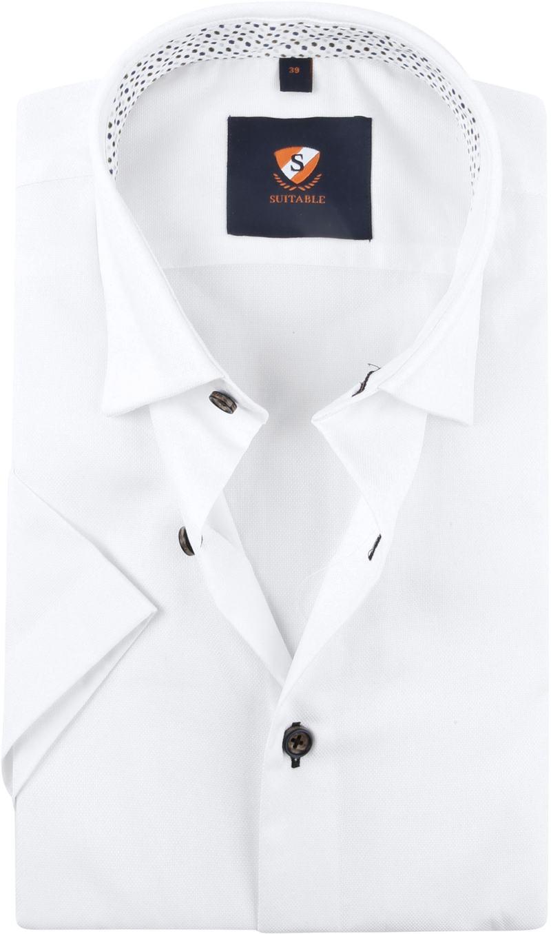 Suitable Overhemd Wit foto 0