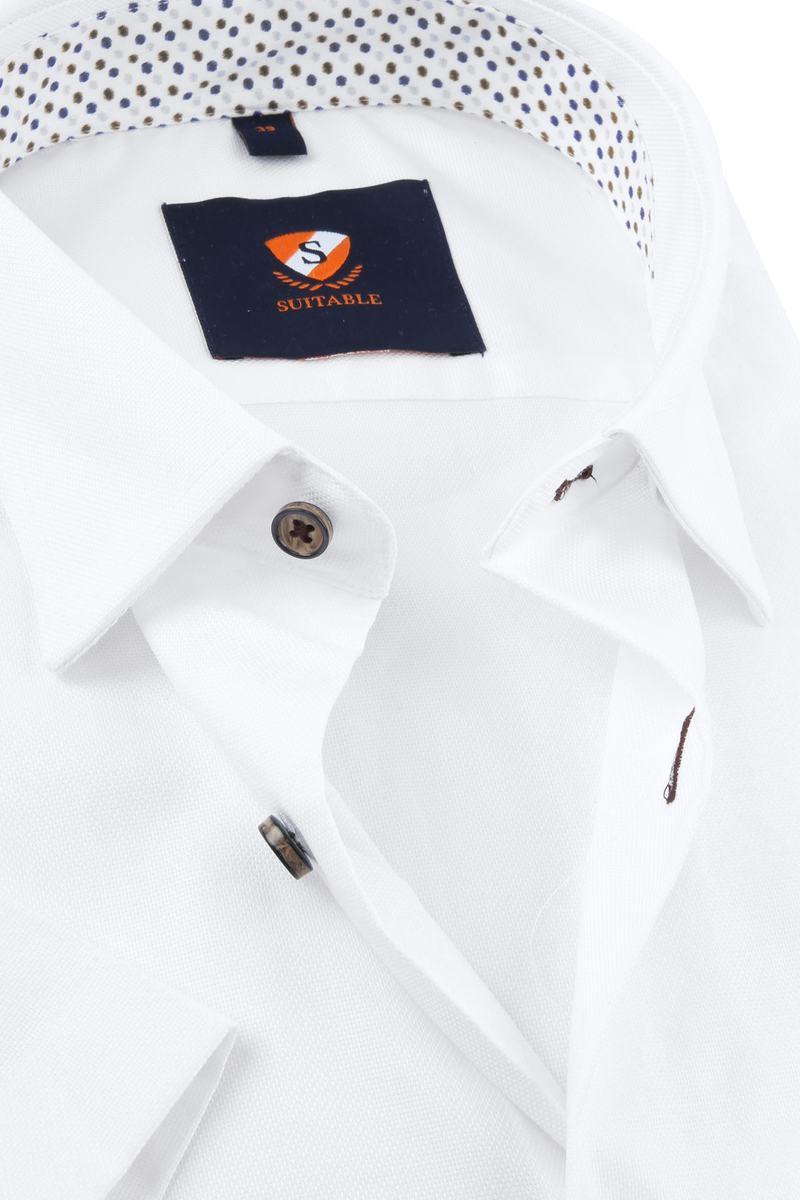 Suitable Overhemd Wit foto 1